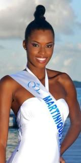 Charlène Civault (Miss Martinique 2011)