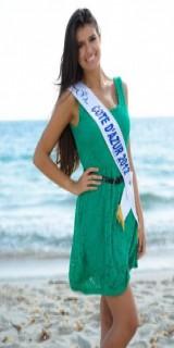 Charlotte Mint (Miss Côte d'Azur 2012)