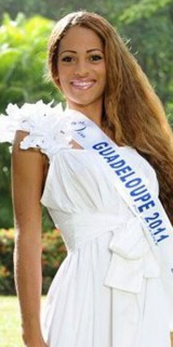 Cindy Lepape (Miss Guadeloupe 2011)