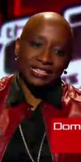 Dominique Magloire (The Voice)