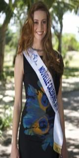 Sandra Berges (Miss Nouvelle-Calédonie 2012)