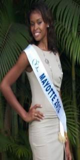 Stanisla Said (Miss Mayotte 2012)