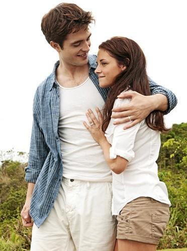 Le vrai couple de Twilight