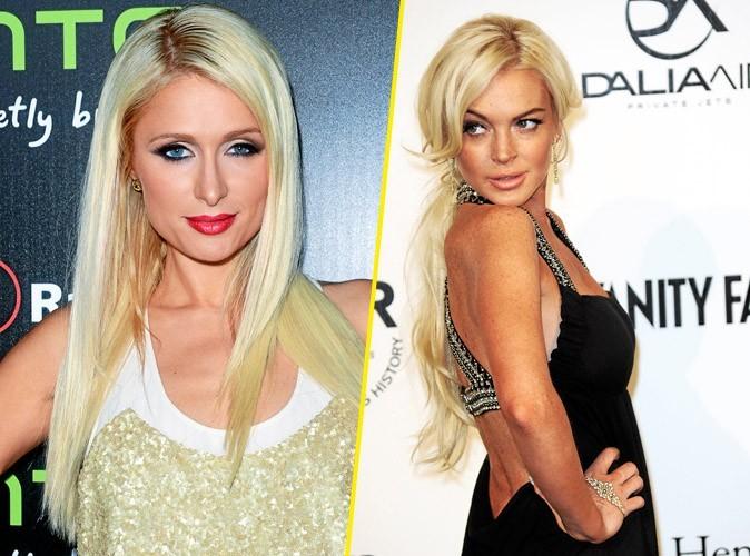 >> Paris Hilton chambre Lindsay Lohan