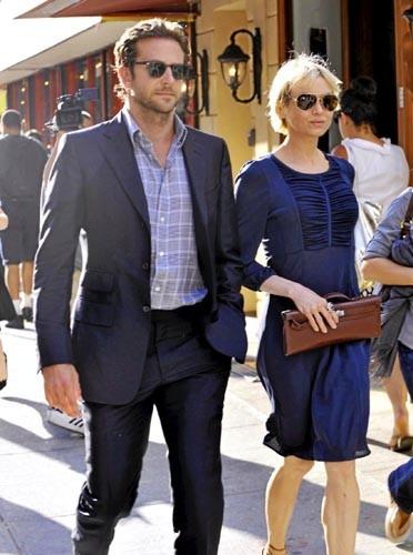 Renee Zellweger et Bradley Cooper
