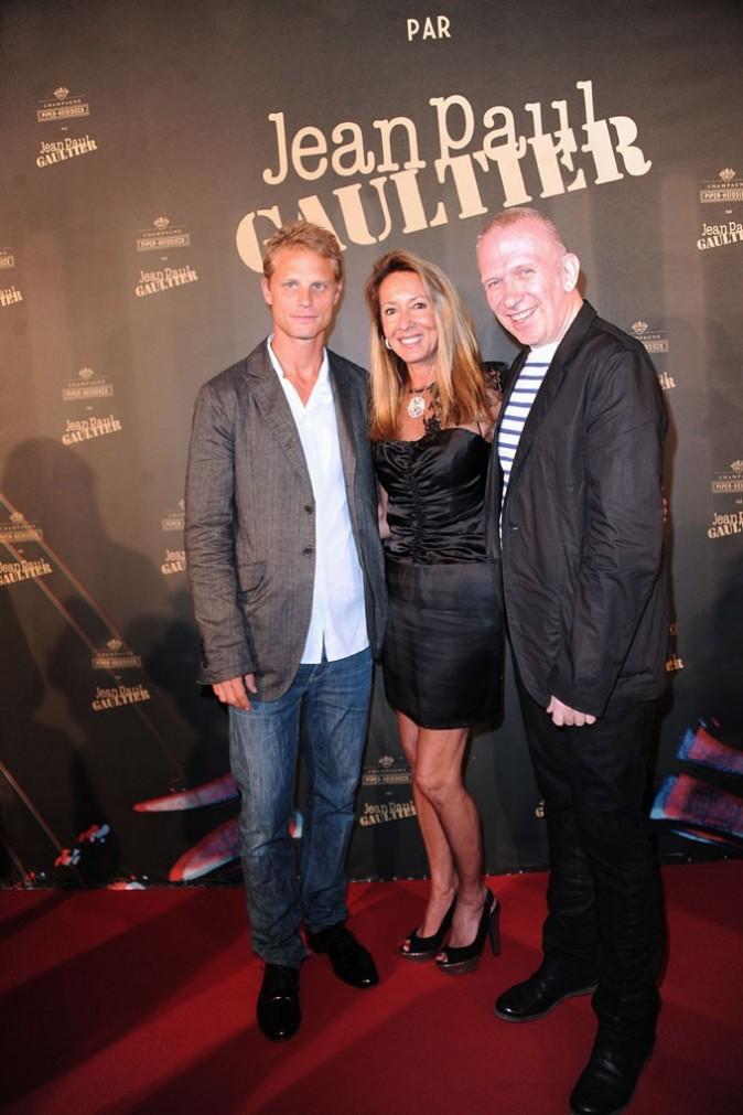 Cannes 2011 : Vous avez reconnu ce joli blond ? Oui c'est Arnaud Lemaire, le chéri de Claire Chazal !