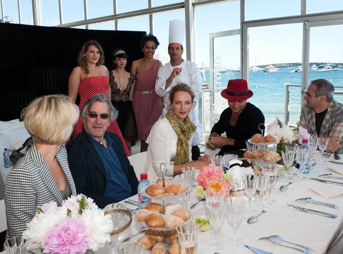 Exclu Public : Quand Robert de Niro, Jude Law, Uma Thurman et le réalisateur, Mahamat-Saleh Haroun passent à table et frôlent le drame !