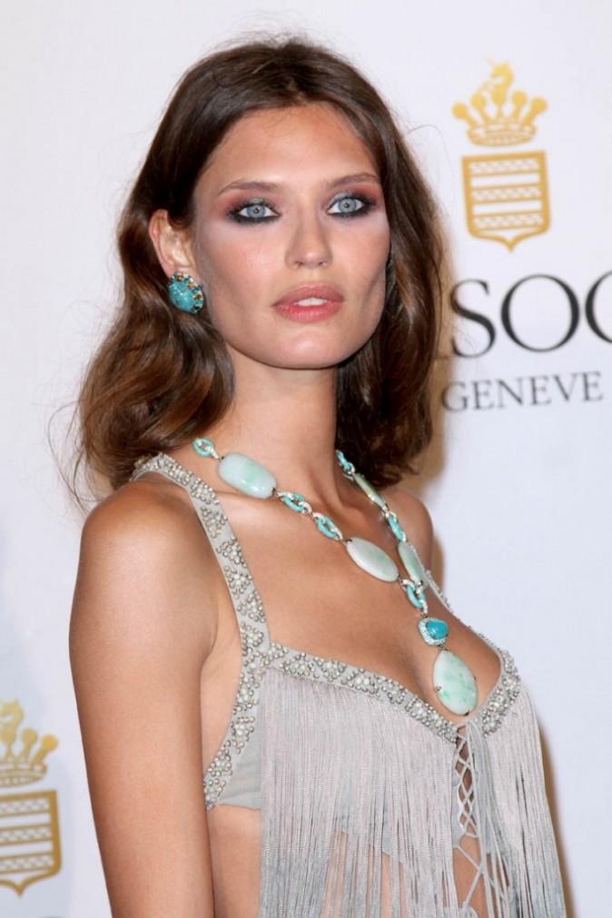 Bianca Balti lors de la soirée De Grisogono à Cannes, le 17 mai 2011.