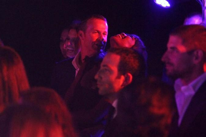 Vladimir Doronin et Naomi Campbell lors de la soirée De Grisogono à Cannes, le 17 mai 2011.
