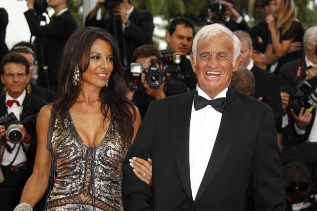 Jean-Paul, tout simplement heureux d'être de retour à Cannes!