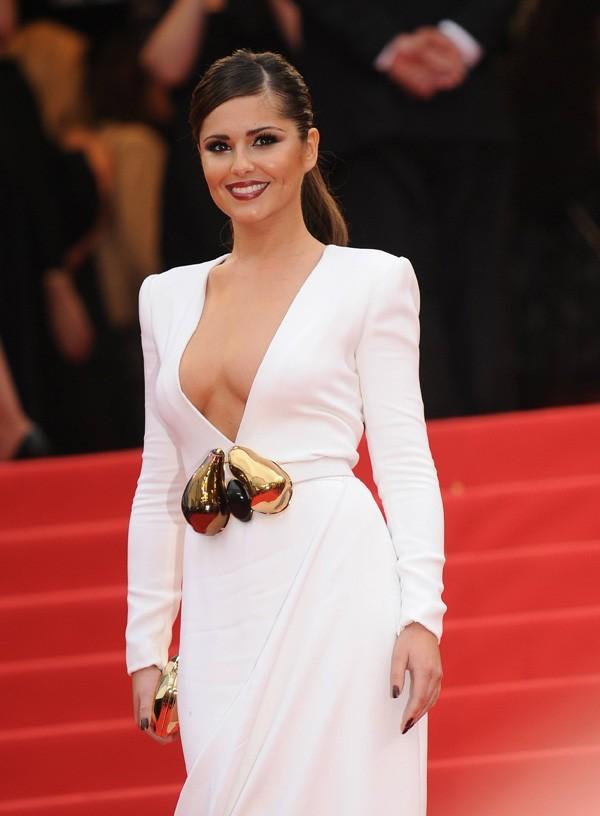 Elle vient à Cannes en tant qu'égérie L'Oréal