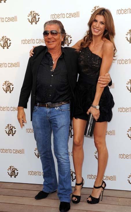 Elisabetta super pote avec Roberto !