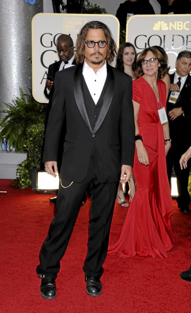 Cannes 2011 : Johnny Depp sera présent pour Pirates des Caraïbes 4