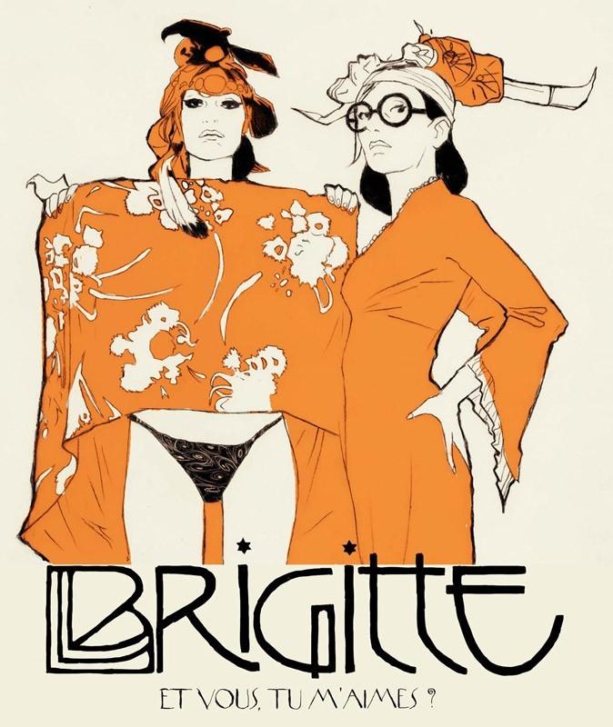 """Brigitte : 1er album """"Et vous, tu m'aimes ?"""""""