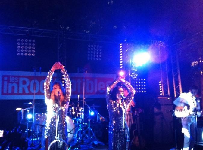 Le concert de Brigitte à la villa des Inrocks : elles mettent l'ambiance !