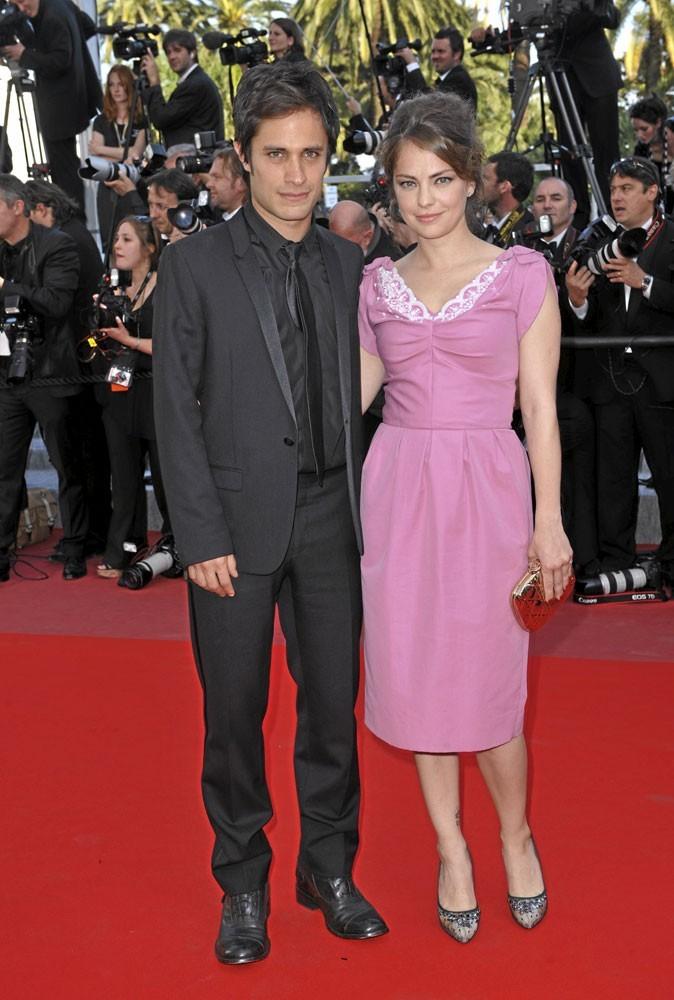 Cannes 2010 : le couple de stars Gael Garcia Bernal et Dolores Fonzi
