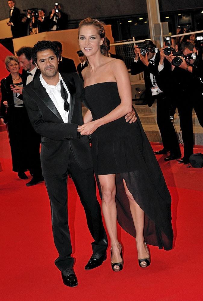 Cannes 2010 : le couple de stars Jamel Debbouze et Mélissa Theuriau