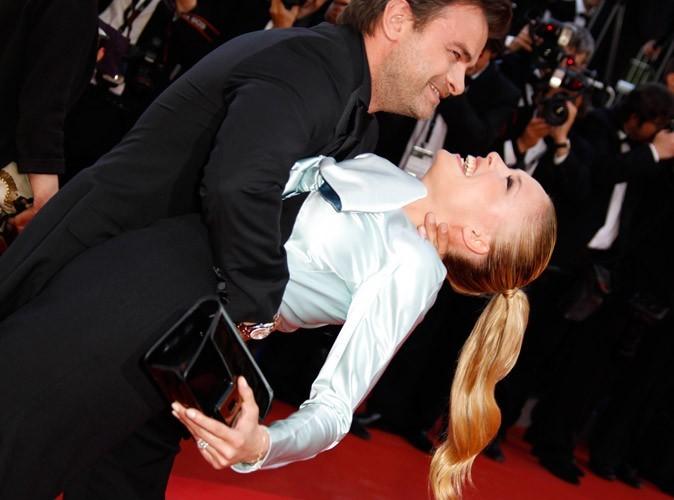Photos : Cannes 2011 : Clovis Cornillac fait tourner la tête de sa fiancée, Lilou Fogli
