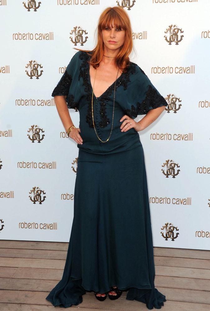 Photos : Cannes 2011 : Cécile Togni aussi était présente au cocktail Roberto Cavalli
