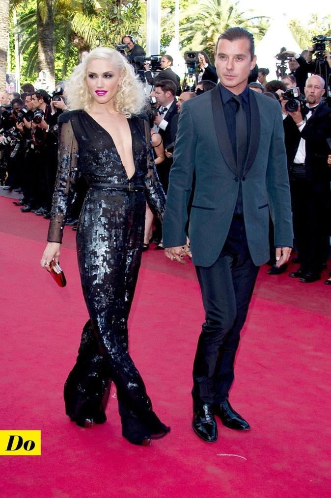 Festival de Cannes 2011 : la combinaison à sequins Stella McCartney de Gwen Stefani