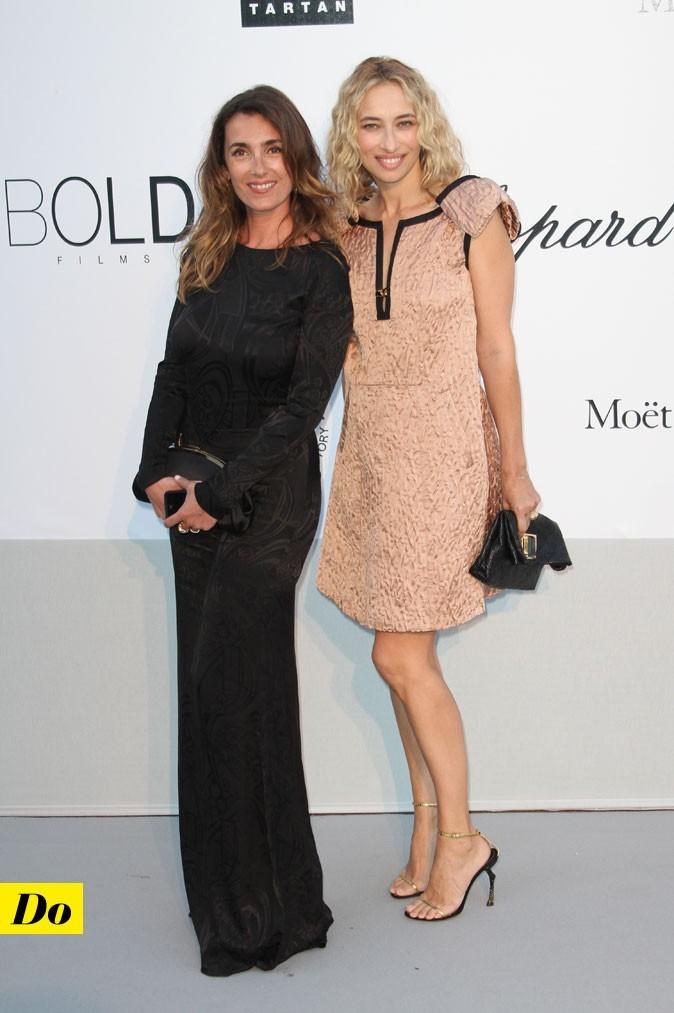 Festival de Cannes 2011 : les looks épurés de Mademoiselle Agnès et Alexandra Golovanoff
