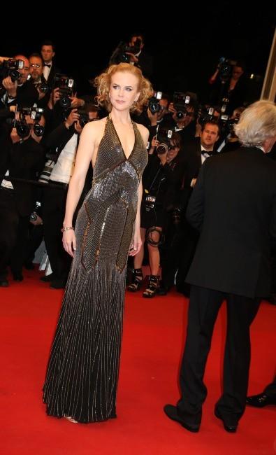 Nicole Kidman en Ralph Lauren (vendredi 25 mai)