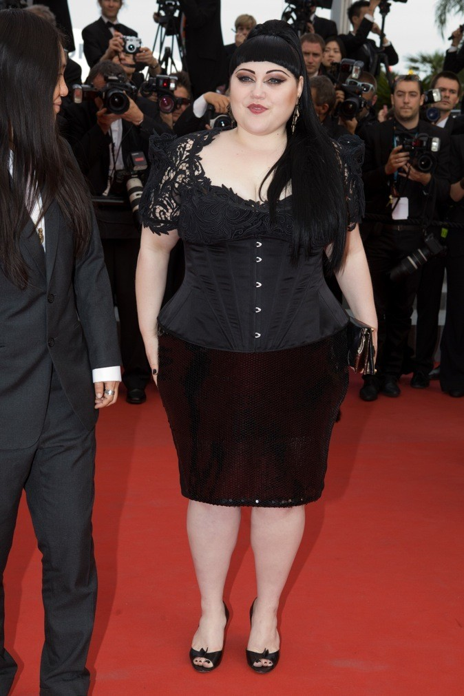 Beth Ditto (jeudi 17 mai 2012)