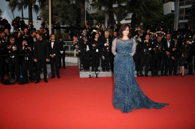 Une princesse indienne à Cannes
