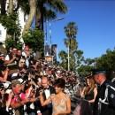 Les fans hallucinent de voir la star !