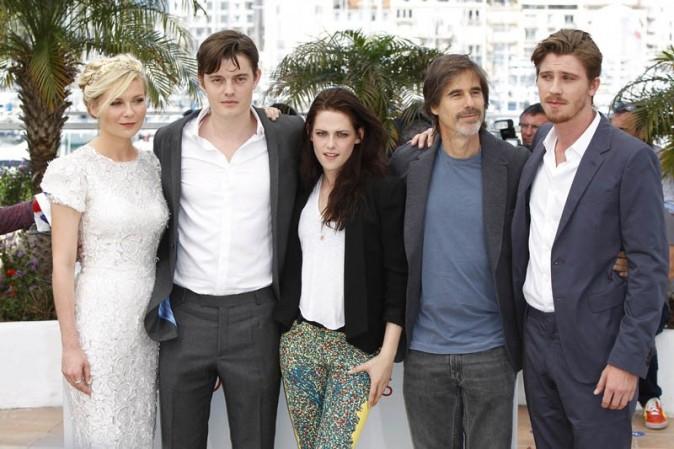 Le photocall de Sur la Route au Festival de Cannes 2012