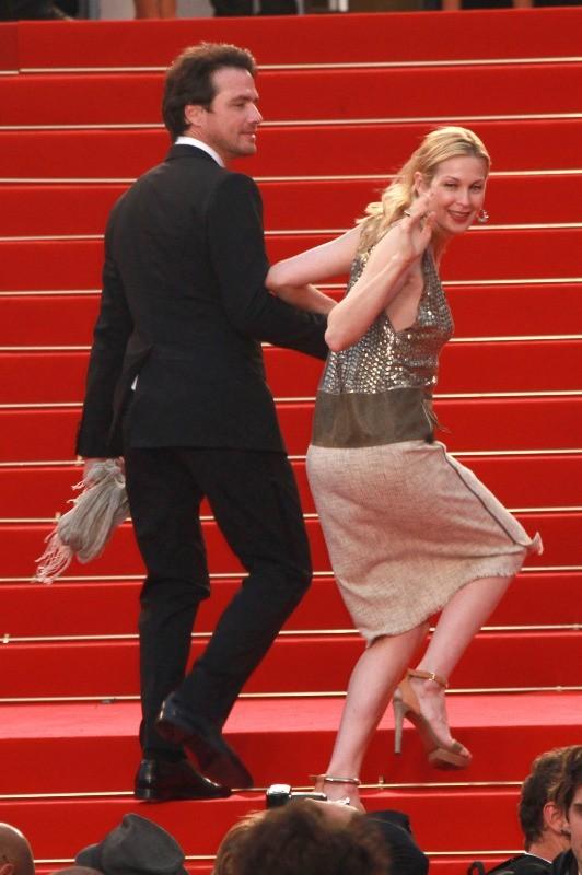 Le couple de Gossip Girl monte les marches