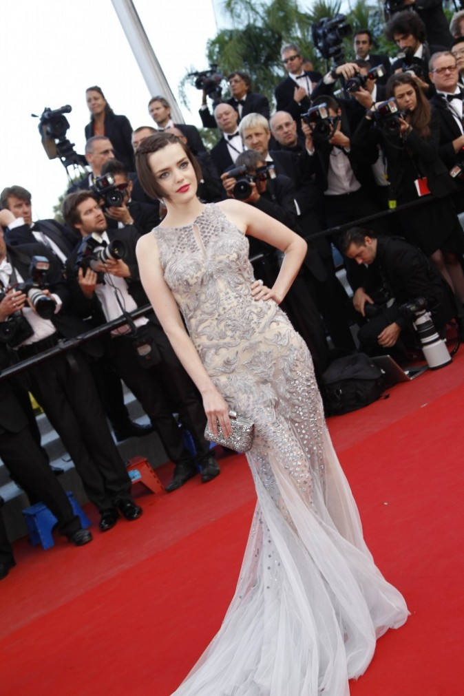 Photos : Cannes 2012 : Roxane Mesquida : la frenchy de ...