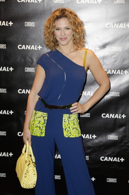Lorie, Cannes, 17 mai 2013.