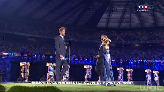 Photos coupe du monde de rugby prince harry star de l - Poules de la coupe du monde de rugby 2015 ...