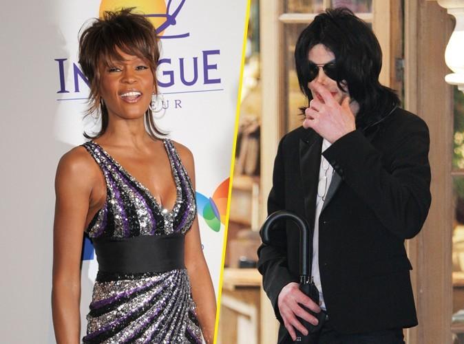 Whitney Houston : elle se servait à la même pharmacie que Michael Jackson...