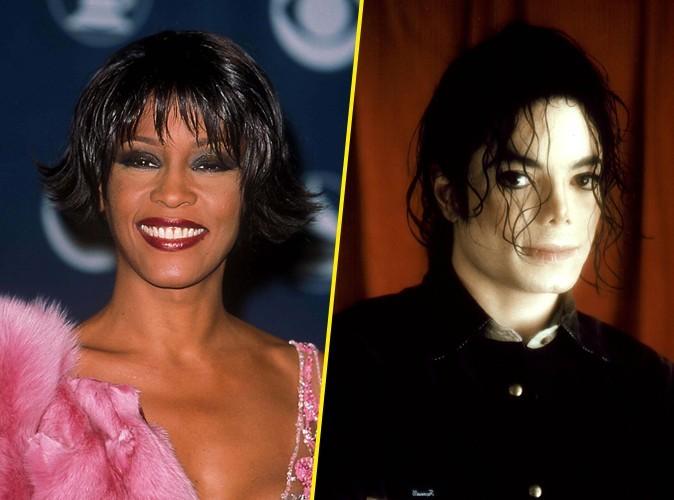 Whitney Houston : elle voulait épouser Michael Jackson ?!