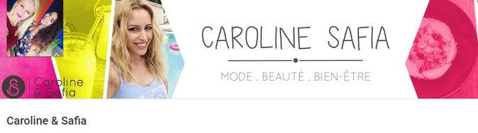 La chaîne Youtube Caroline & Safia