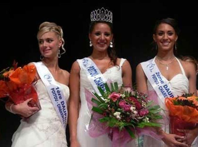 Miss France 2012 : découvrez Miss Poitou Charentes, Manika Auxire !