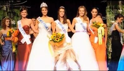Miss France 2012 : découvrez Miss Auvergne, Célia Gonnet.