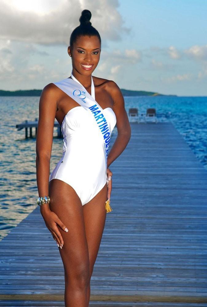 Photos : découvrez Miss Martinique, Charlène Civault !