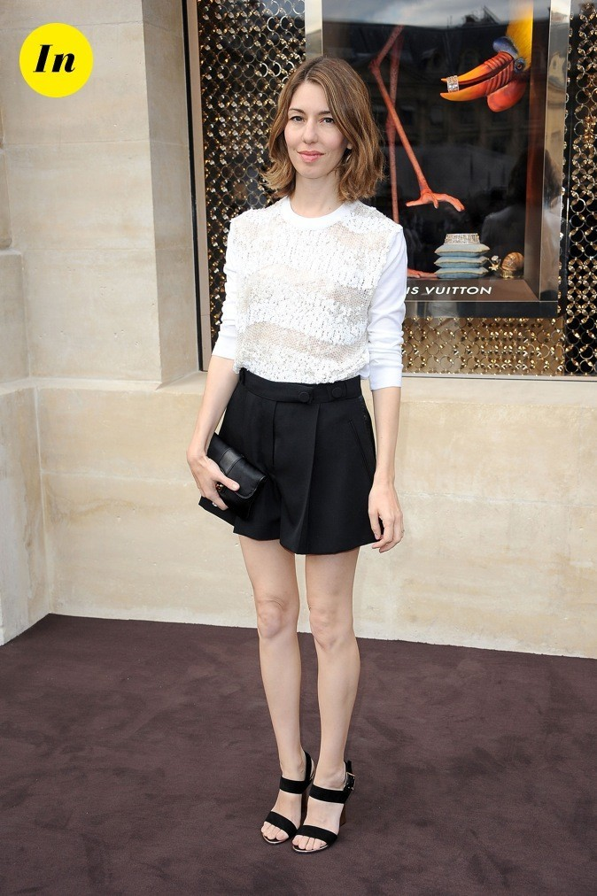 Sofia Coppola chez Louis Vuitton !
