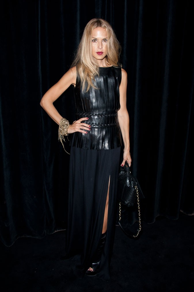 Défilé Givenchy : Rachel Zoé