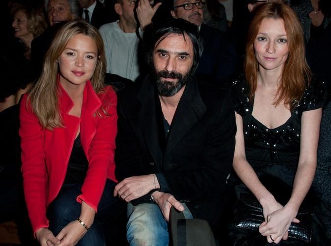 Virginie Efira, Samuel Benchetrit et Audrey Marnay