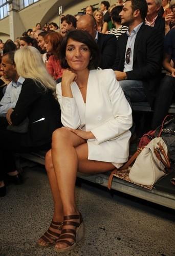 Florence Foresti au défilé Sonia Rykiel