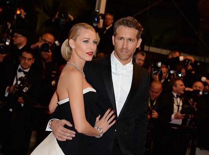 Cannes 2014 : Blake Lively : divine et majestueuse, elle vole la vedette � son mari !