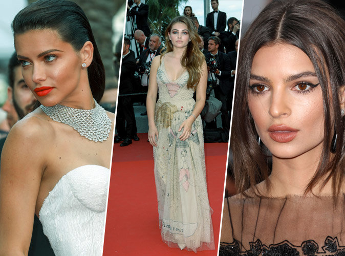 Cannes 2017 : Adriana Lima, Thylane Blondeau... Les bombes enflamment le tapis rouge !