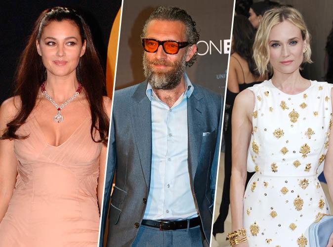 Festival de Cannes : Monica Bellucci, Vincent Cassel, Diane Kruger... ces stars qui ont été maître des cérémonies