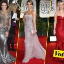 Golden Globes 2012 : votez pour vos robes de soirée préférées !