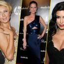 Kim Kardashian et les soeurs Hilton... un trio qui ne remportera jamais de Golden Globes !