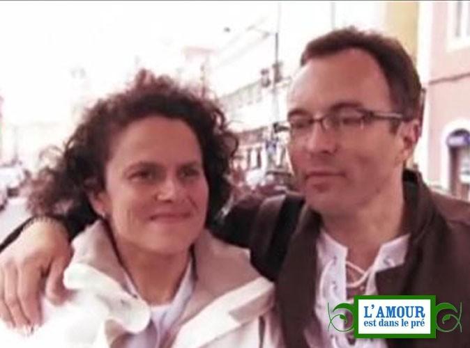 """L'amour est dans le pré : Céline : """"Avec Laurent, c'est fini"""" !"""
